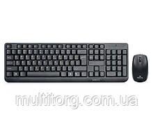 Клавиатура с мышкой REAL-EL Standard 555 Kit Wireless беспроводные