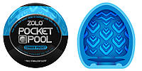 Карманный мастурбатор - Zolo Pocket Pool Corner Pocket