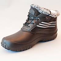 Зимние ботинки_термо материал Єво