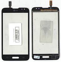 Сенсор LG D320 L70 Dual чёрный