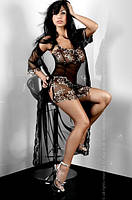 Прозрачный халат Hera Dressing Gown Livia Corsetti Fashion