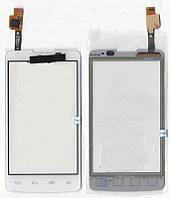 Сенсор LG X135 L60i Dual, X145 L60 білий White
