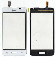 Сенсор LG D280 L65 Dual белый White ORIGINAL