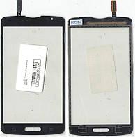 Сенсор LG D373 L80 Dual чёрный Black AA
