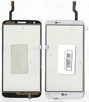 Сенсор LG D800, G2 D801, G2 D803, LS980, VS980, белый