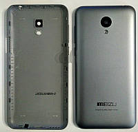 Крышка задняя Meizu M2 mini, M578U M578 серого цвета