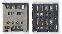 Разъем SIM карты Doogee X3 Doogee DG290 под микро сим карту