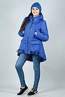 Зимняя молодежная женская куртка (54-62)