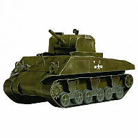 Картонная модель Танк М4А2 Sherman (1944 г.) 200-01 УмБум