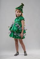 Детский карнавальный костюм Елочка-2