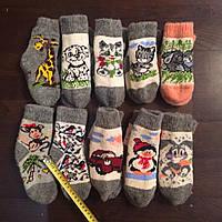 Детские ангоровые носочки разные виды