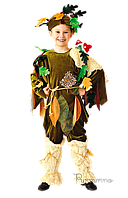 Детский карнавальный костюм для мальчика ЛЕШИЙ код 437