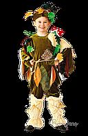 Дитячий карнавальний костюм для хлопчика ЛІСОВИК код 437