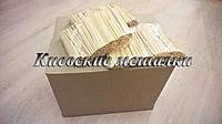 Коробка деревянной мешалки палочки для кофе 26*800 шт