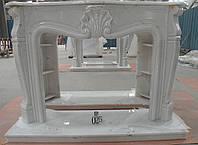 Мраморный камин Odessa FB-025W