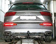 Фаркопи Audi Q7 2015-