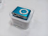 MP3 Алюминиевый, USB, Наушники, Коробка!Хит