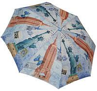 Модный женский зонт автомат 3678 England