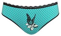 Трусики mini bikini женские Sealine  211-1312 бирюзовый