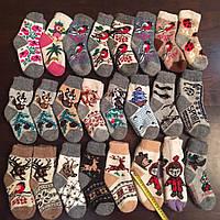 Детские теплые ангоровые носочки