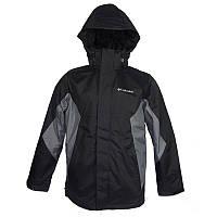 Мужская куртка Columbia 3 в 1 EAGER AIR™ INTERCHANGE JACKET черная WM1161 010