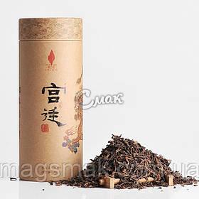 "Чай ПУЭР ""Дворец Пу Шань"", 2014 год, 100 г"