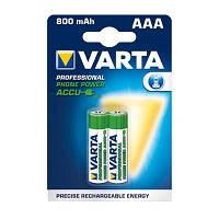 Аккумулятор Varta AAA T398 PP Micro * 2 (58398101402)