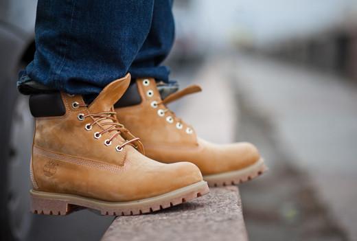 Оригинальные мужские ботинки Timberland