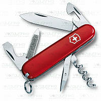 Нож Victorinox Sportsman 0.3803 красный, 13 функций, фото 1