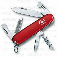 Нож Victorinox Sportsman 0.3803 красный, 13 функций.
