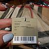 Шарф Барберри классический бежевый с бахромой, фото 4