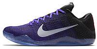 Баскетбольные кроссовки Nike Kobe 11, Найк фиолетовые