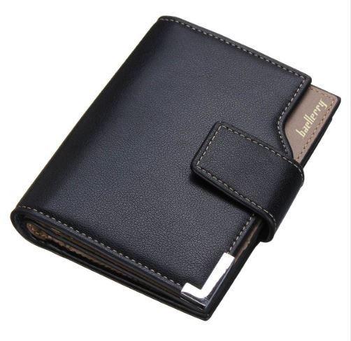 Чоловіче шкіряне портмоне гаманець Baellerry