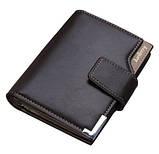 Чоловіче шкіряне портмоне гаманець Baellerry, фото 2