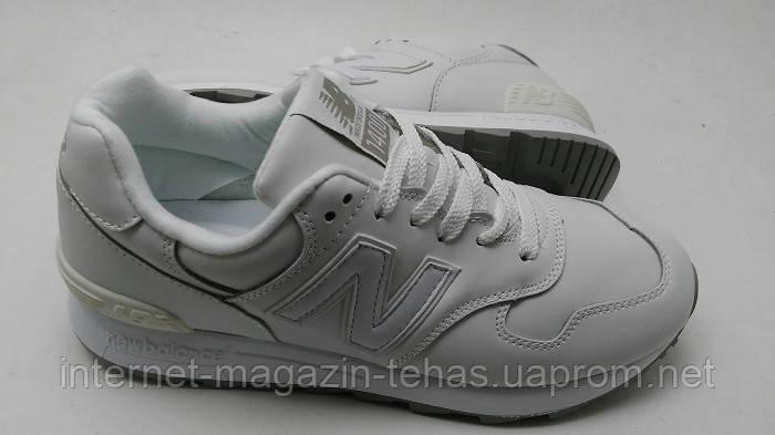 a14ebb1844c4 Мужские кроссовки New Balance 1400 белые кожаные - Интернет-магазин