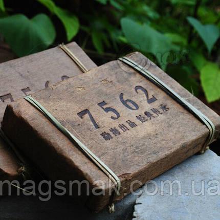 "Чай ПУЭР ""7562"", 2008 год, 250 г, фото 2"
