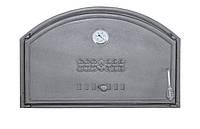 Дверка для хлебной печи с термометром(70х46 см/66,5х41 см)