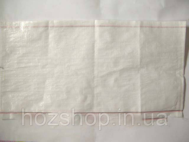 Мешок пропиленовый 40x55 (сахар 10 кг)