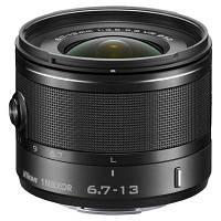 Объектив Nikon 1 Nikkor 6.7-13mm f/3.5-5.6 VR black (JVA706DA)
