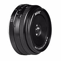 Объектив Meike 28mm f/2.8 MC FX-mount для Fujifilm (MKEF2828)