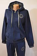 Утепленный женский спортивный костюм AVIC ( внутри на байке ) .