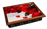 Поднос-подушка  Признание в любви П2.9