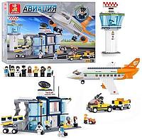 Конструктор  Авиация Sluban M38-B0367 (678 дет) HN KK