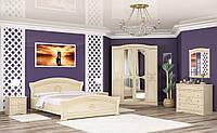 Милано набор мебели для спальни 4Д (Мебель-Сервис)