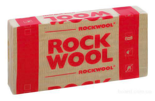Минеральная вата Rockwool Fasrock 1000*600*50 - RoofTRADE в Днепре