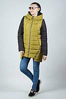 Женская зимняя куртка (54-62)