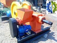 Брикетировщик ударно-механический для производства топливного брикета из элеваторного отхода