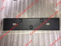 Проставка (площадка) под передний номерной знак Lanos sens Ланос сенс Польша 96215626\96215627