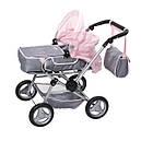 Игрушечная коляска для кукол Baby Born 3 в 1 Deluxe Pram Zapf Creation 821343, фото 5