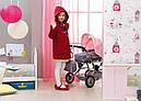 Игрушечная коляска для кукол Baby Born 3 в 1 Deluxe Pram Zapf Creation 821343, фото 6